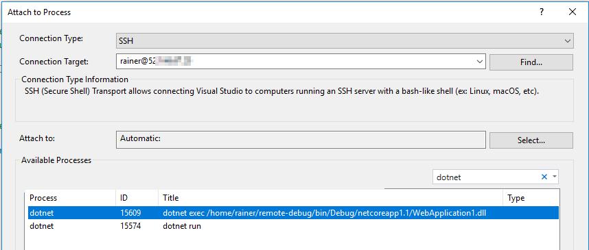 NET Core Session at devone